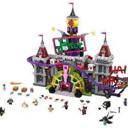 [LEGO] The Joker has taken over Wayne Manor but we'll get the last laugh with this 70922 THE LEGO BATMAN