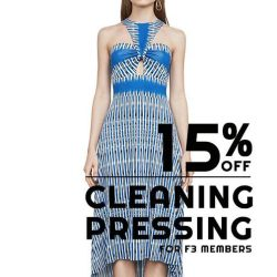 [Pressto Dry Cleaning] Hey Fashionistas!
