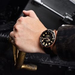 [Gnomon Watches] The Evant Tropic Diver Bronze Fume Black is the new model from the Evant watch company following the highly successful