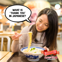 [Shokutsu 10] Day 4 of our 10daysOfShokutsuTen and we've got an easy one for you to win an exclusive Japanese crockery