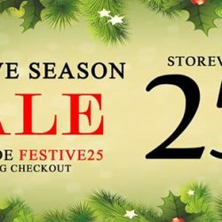 [MOLEY APPARELS] Our Long awaited FESTIVE SALE is back on our webstore www.