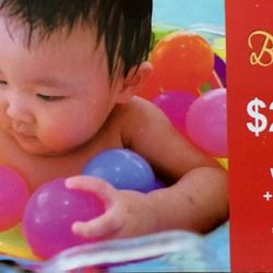 [BabySpa] How about a partnered swimming with your friend and his/her baby?