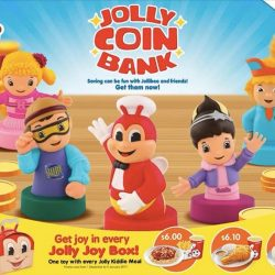 [Jollibee] Saving can be fun with Jollibee and friends!
