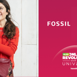 [Lazada Singapore] Official Fossil Sale this Online Revolution!