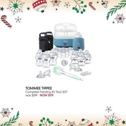 [Mothercare] All the essential items you need to feed your baby - the Tommee Tippee Closer-To-Nature Complete Feeding Kit saves