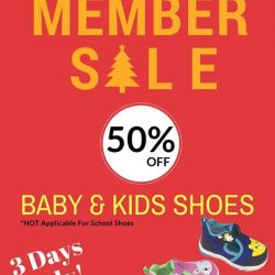 [Dr Kong] Due to overwhelming response and request for double 11 promo from customer, we will having 50% off for all baby