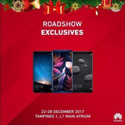 [HuaWei] Our gift to you this Christmas?