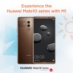 [M1] Capture every perfect moment with the new AI-enabled LEICA Dual-Camera on the Huawei Mate 10 Series.