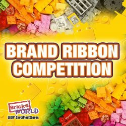 [Bricks World (LEGO Exclusive)] LEGO® Brand Ribbon CompetitionDo you love building?
