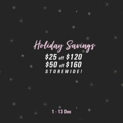[American Eagle Outfitters] We bring the Holiday Savings to you - just in time for your Christmas shopping!