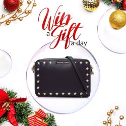 "[Reebonz] GLOBAL GIVEAWAY:CHRISTMAS CONFESSION - Our fashion copywriter, Sabrina, confessed: ""This Michael Kors is my ideal everyday bag."