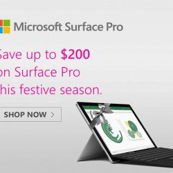 [Best Denki] Save up to $200 on Surface Pro this festive season!