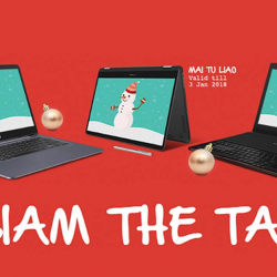 [ASUS] Today is the day you can SiamTheTax (not literally) by enjoying 7% discount on selected ASUS laptops* this 12.