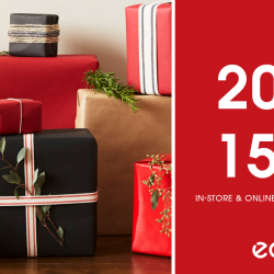 [ECCO] ECCO Celebrates Christmas with this special sale just for you!