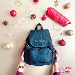 [Kipling] Your loved ones are SEW gonna love a personalised 🎄 gift from you!