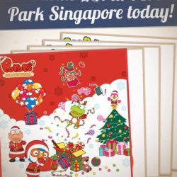 [Pornro Park Singapore] Shop for your Perfect last minute Christmas gift at Pororo Park Singapore.