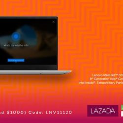 [Lenovo] Lazada's Online Revolution mega sale is about to arrive again from 12 Dec to 14 Dec 2017!