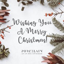 [Porcelain Aesthetics] Merry Christmas and thank you everyone for your participation in the past 12DaysofGiveaways!