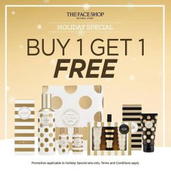 [The Face Shop] Happy Boxing Day!