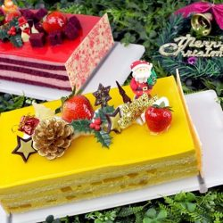 [SWEE HENG BAKERY] Make a unique Christmas party for your loved ones with our delectable Christmas cakes.