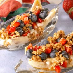 [ToTT Store] Banana Splits for breakfast?