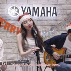 [YAMAHA MUSIC SQUARE] Bring some music to your loved ones this Christmas with our lovely REVSTAR guitars.