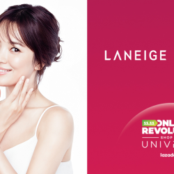 [Lazada Singapore] Enjoy savings of up to 80% when you shop Laneige this Online Revoltion!