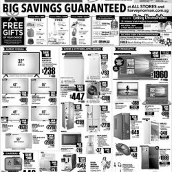 [Harvey Norman] Annual Christmas Sale with BIG Savings GUARANTEED at HarveyNormanSG!