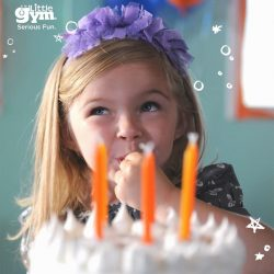 [The Little Gym] The Little Gym offers Princess, Pirate & Superhero Birthday Adventure with specialized storylines, games & party favors!