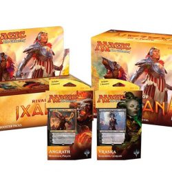 [Funco Gamez] Magic the Gathering ^_^ Rivals of Ixalan Prerelease Events & Product Preorders~!