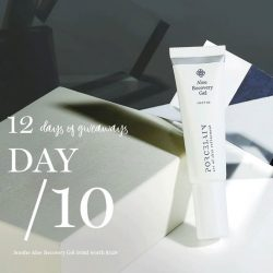 [Porcelain Aesthetics] It's Day 10 of our 12DaysofGiveaways!
