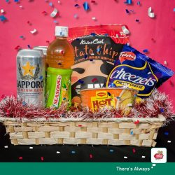 [7-Eleven Singapore] Party it up with your friends this Christmas!