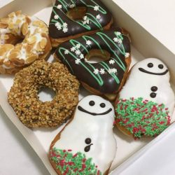 [Dunkin' Donuts Singapore] Hurry Christmas, hurry fast.