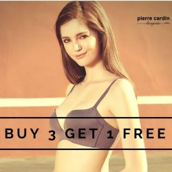 [Pierre Cardin] 2 more days before this promotion ends!
