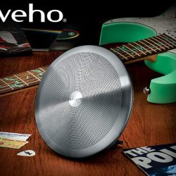 [Veho] You won't find a better lifestyle speaker than our Veho M8 Bluetooth Speaker 🔊 🎶 With 20W of rich, detailed sound