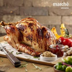 [Marché Mövenpick Singapore] Enjoy $5* off  your first order with promo code: MARCHEONLINE Pre-order your feast at https://order.