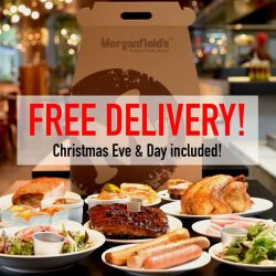 [Morganfield's] Planning your Christmas party?