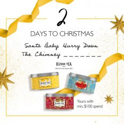 [L'Occitane] JUST 2 DAYS TO CHRISTMAS!