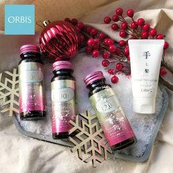 [ORBIS] ORBIS12daysofgifting Day 9 - For your mum: Having worked hard for the whole year, mums deserve an intensive beauty boost to
