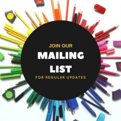 [Graf von Faber Castell] Join our Mailing List and be informed of the latest events, promotions and exclusive classes!