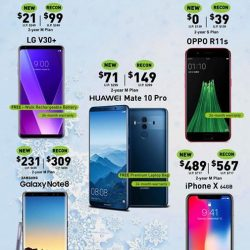 [StarHub Telestation] New StarHub Shop Opening Specials ending on 31 Dec 2017:-Only at Northpoint City South B1-118Best CIS Offer!