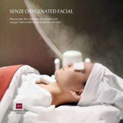 [SK-II Boutique Spa] Senze Oxygenated Facial  - Rejuvenate the skin with the infusion of oxygen that is delivered deep into the skin.
