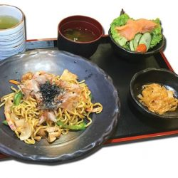 [ISURAMUYA JAPANESE RESTAURANT & MARKET PLACE] Calling all smoked salmon lovers!