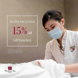 [SK-II Boutique Spa] We want our customers to look and feel their best always.