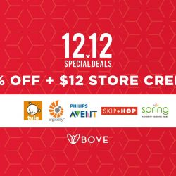 [Spring Maternity] Bove member's discount now available online!