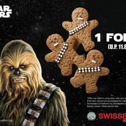 [Swissbake] Rejoice in our Year-End 1 for 1 promotions as we take a step closer to the New Year!