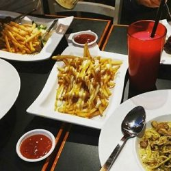 [Tenderfresh Xpress] The highlight of the dinner will always be _________Thanks to @akiffbeatbox for the yummy📸