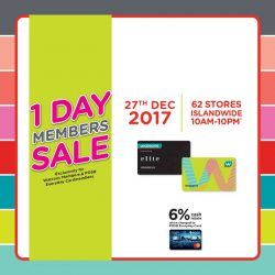 [Watsons Singapore] WATSONS MEMBERS EXCLUSIVE!