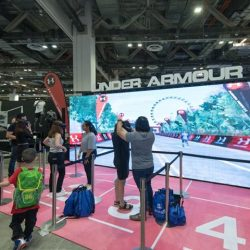 [Under Armour Singapore] ONE more day for you today to participate in our first ever UA Virtual Reality Race!