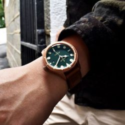 [Gnomon Watches] The Evant Tropic Diver Bronze Green is the new model from the Evant watch company following the highly successful Tropic
